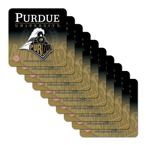 (NCAA Purdue Boilermakers Premium Coaster Set)