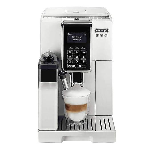 Delonghi ECAM 353.75.W Dinamica - Cafetera automática ...