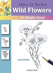 How to Draw: Wild Flowers in Simple Steps