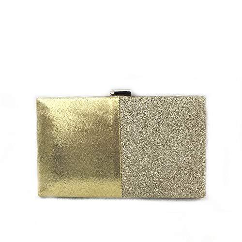 bandoulière soirée Flash embrayage robe Messenger de femme tout fourre Cheongsam FZHLY Sac sacoche Gold Messenger gEwqPP