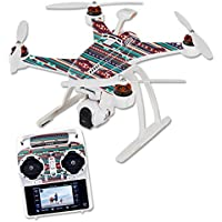 Skin For Blade Chroma Quadcopter – Southwest Stripes | MightySkins Protective, Durable, and Unique Vinyl Decal wrap cover | Easy To Apply, Remove, and Change Styles | Made in the USA