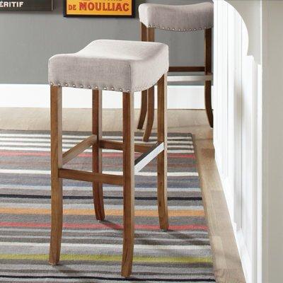 Brilliant Amazon Com Etta Bar Stool 24 Counter Height Grandin Evergreenethics Interior Chair Design Evergreenethicsorg