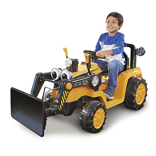 Little Tikes Cozy Dirt Digger 12V Battery Ride On (Power Dump Truck)