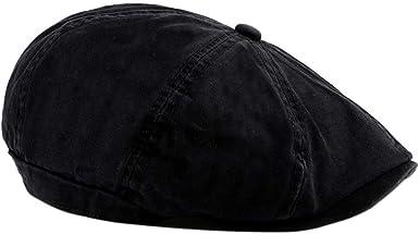 Mens Newsboy Cap Quick Dry Beret Hat Cabbie Gatsby Flat Cap