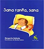Sana Ranita, Sana, Margarita Robleda, 1598209914