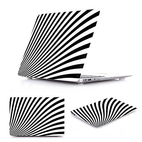 Batianda Rubberized Hard Case Cover for Macbook Air 13