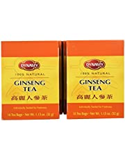 Dynasty Tea, Ginseng, 1.13-Ounce (Pack of 6)
