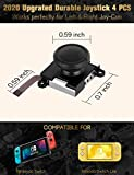 Joycon Joystick Replacement, 33 PCS Joycon Repair