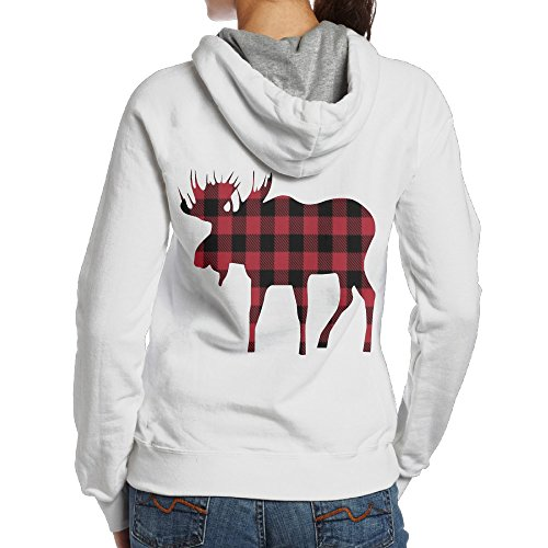 Buffalo Womens Raglan Hoodie - 2