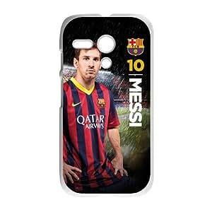 Motorola G Phone Case for Lionel Messi pattern design GLM06SQ68268
