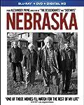 Cover Image for 'Nebraska (Blu-ray + DVD + Digital HD)'