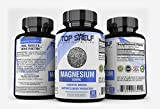 Magnesium Citrate/Oxide Supplement 500mg, 60 Vegetarian Capsules – Max Strength Magnesium Capsules To Support Healthy Bones, Muscles, Teeth, and Energy Boost – Non-GMO and Vegetarian-Friendly Review