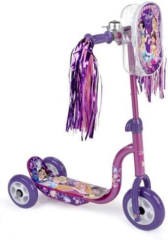 Amazon.com: Huffy Princess 3 Rueda Scooter: Sports & Outdoors