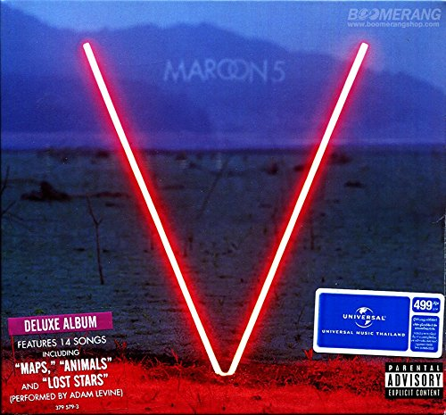 Maroon 5: V (Deluxe Edition) (14 Tracks)