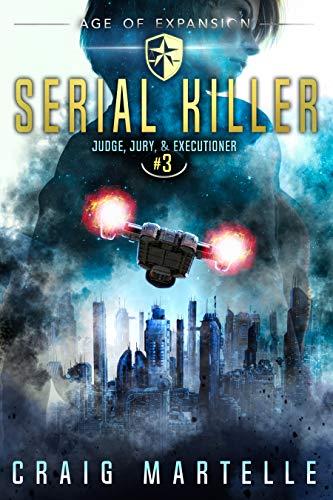 Serial Killer Adventure Thriller Executioner ebook product image