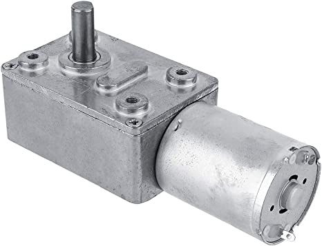 Zubehör Getriebemotor Getriebe-Encoder Turboschnecke DC 12 V Niedrige Drehzahl