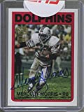 Mercury Morris Manufacturer ENCASED Uncirculated (Football Card) 2013 Topps Archives - Fan Favorites Autographs #FFA-MM