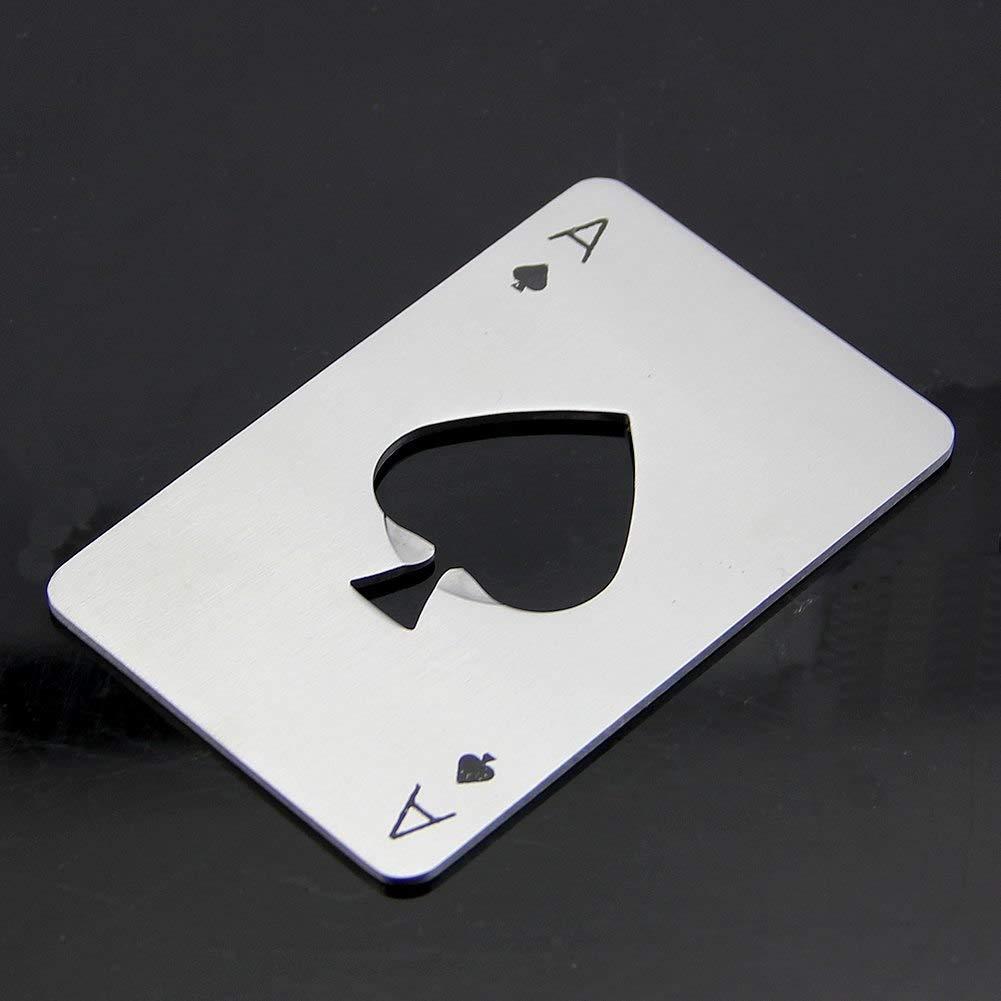 Ace Of Spades – Abridor de botellas de cerveza Heroneo con forma ...