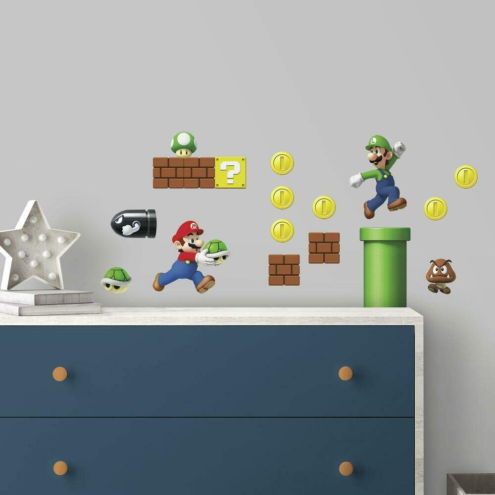 RoomMates RMK2351SCS Wall Decal, Multi