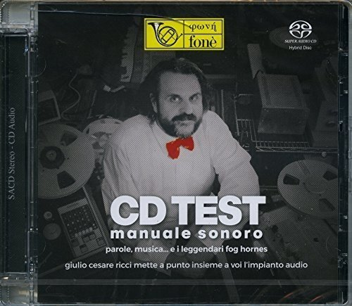 CD Test Manuale Sonoro (Italy - Import)