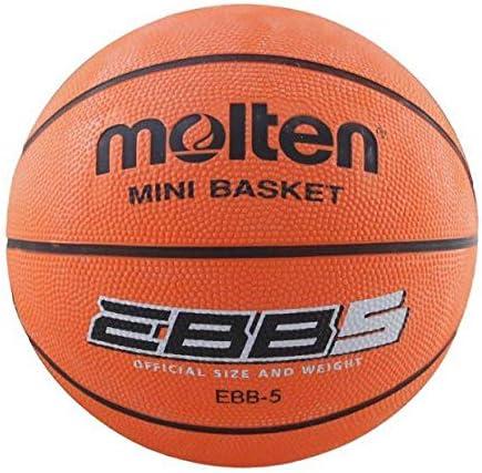 Balón Molten Baloncesto EBB Talla 5: Amazon.es: Deportes y aire libre