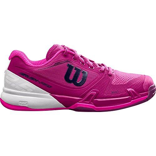 戦士精度枢機卿(ウィルソン) Wilson レディース テニス シューズ?靴 Rush Pro 2.5 Tennis Shoes [並行輸入品]