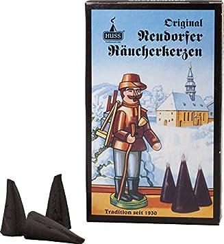 Huss Original Neudorfer Räucherkerzen Fichte//Kiefer