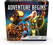 Dungeons & Dragons Adventure Begins, Cooperative Fantasy Board Game, Fast Entry to The World of D&D, F