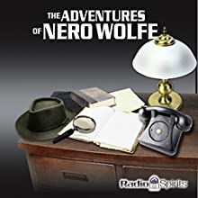 Case of the Calculated Risk Radio/TV Program by Adventures of Nero Wolfe