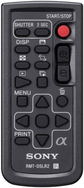 Sony rmt-DSLR 2 mando a distancia