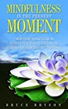 Mindfulness in the present moment   A beginners simple guide to access inner peace and get rid of anxiety, stress, depression and worry