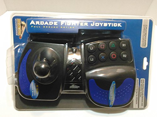 PELICAN PL631 PS2 Arcade Fighter Fully Analog Joystick ()