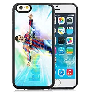 Unique DIY Designed Case For iPhone 6 4.7 Inch TPU With Soccer Player Lionel Messi 69 Cell Phone Case WANGJING JINDA