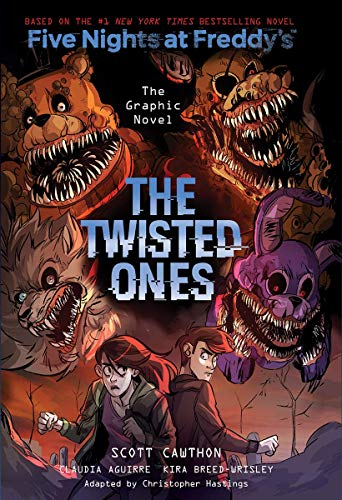 The Twisted Ones (Five Nights at Freddy's Graphic Novel #2) (2)