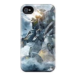 New Design Shatterproof AwuIj7369UTDbW Case For Iphone 4/4s (striker Eureka)