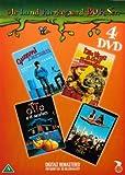 Ole Lund Kirkegaard Box: Rubber Tarzan (Gummi Tarzan) + Little Virgil And Orla Frogsnapper (Lille Virgil Og Orla...