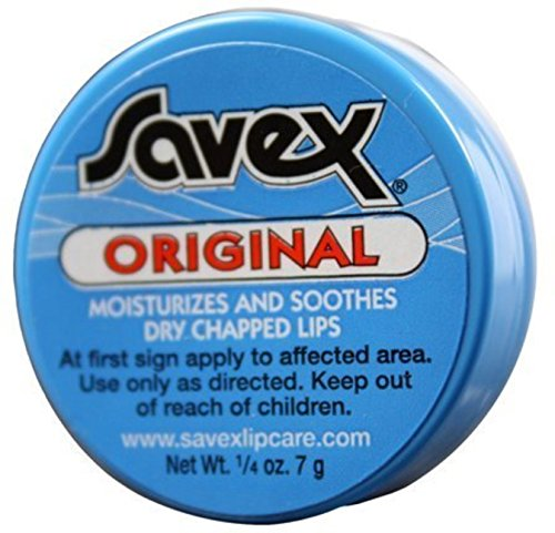 Savex Lip Balm, Original 0.25 oz