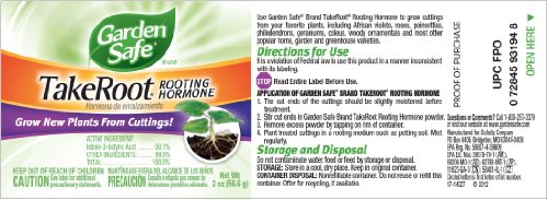 Garden safe takeroot rooting hormone hg 93194 buy online in uae lawn garden products in for Garden safe take root