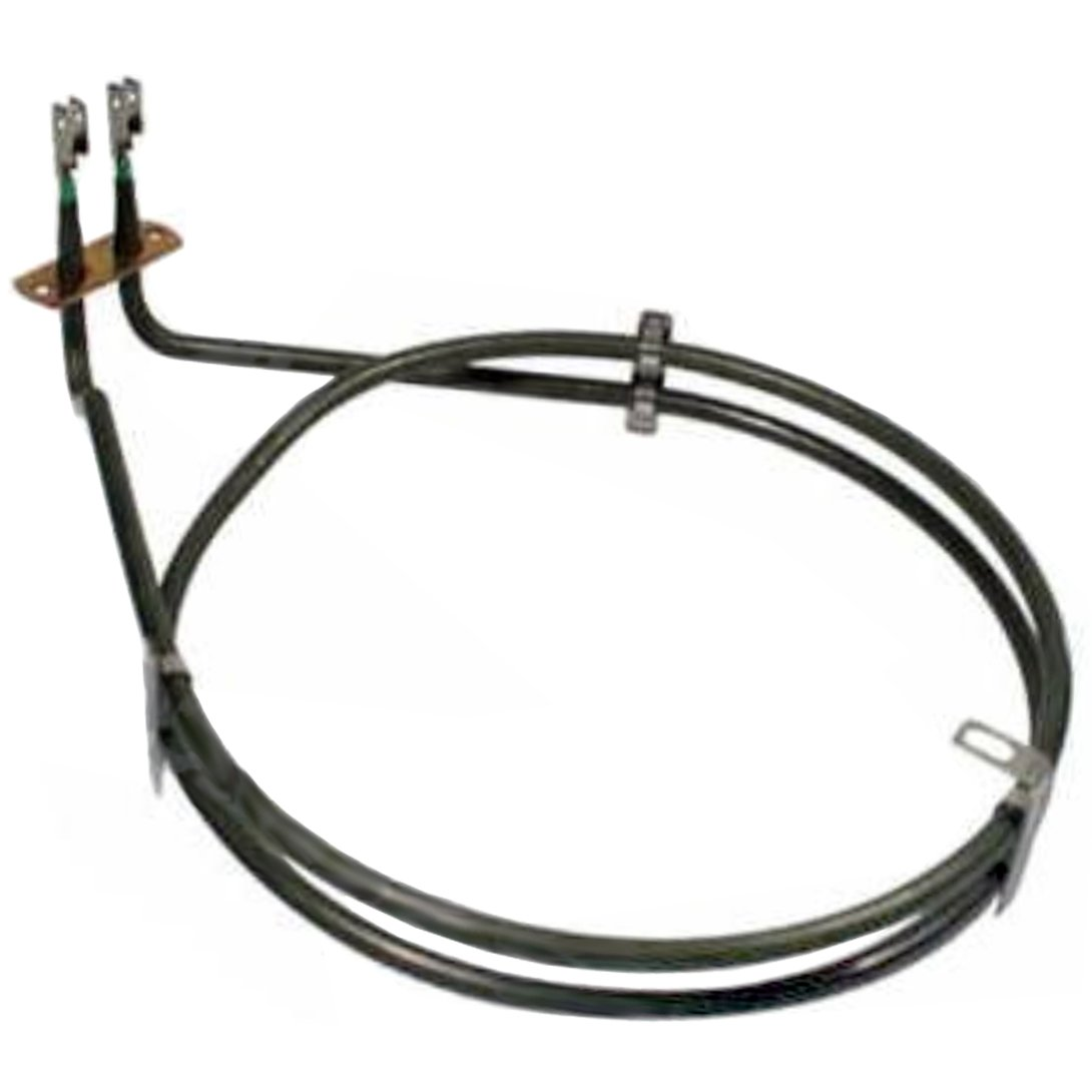 Spares2go Heater Element for Siemens Fan Oven Cooker (2300W)