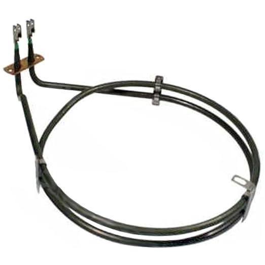 SPARES2GO Elemento Calentador para Neff B1410 B1420 B1430 B1438 ...