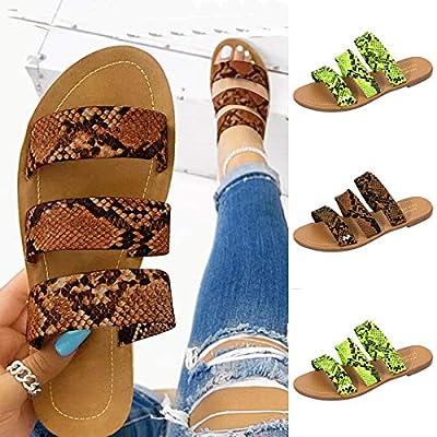 Sandals for Women Platform, Cute Pearls Comfy Flatform Sandal Shoes Summer Beach Travel Roman Shoes: Clothing