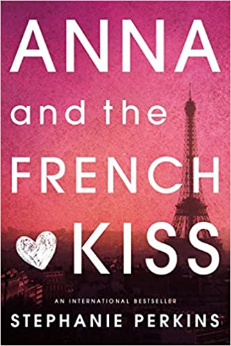 Image result for Anna and the French Kiss by Stephanie Perkins