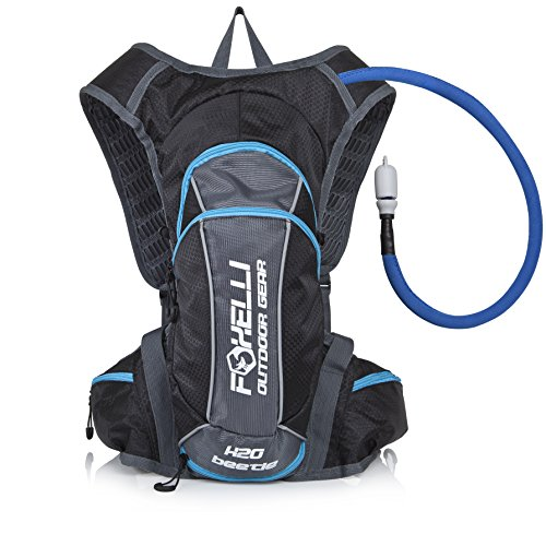 1-best-foxelli-hydration-pack-w-2l-water-bladder-bag-hydrate-system-lightweight-water-resistant-fits