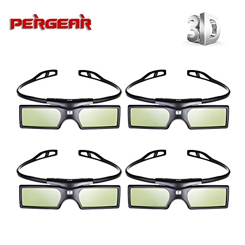 Emgreat G15 DLP DLP LINK Glasses Projector product image