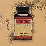 Jing Herbs Great Guardian 90 Capsules Review