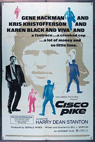 cisco-pike-1971-original-one-sheet-poster-27x41