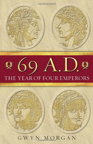 Download 69 AD: The Year of Four Emperors ebook