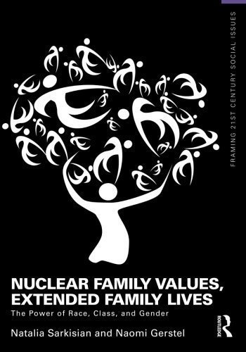 Nuclear Family Values, Extended Family Lives: The Power of Race, Class, and Gender (Framing 21st Century Social Issues) 1st edition by Sarkisian, Natalia, Gerstel, Naomi (2012) Paperback