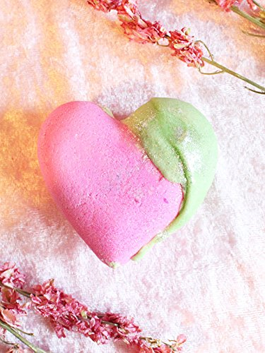 Love Sick Heart Bath Bomb Lovesick Heart