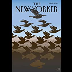 The New Yorker, July 5th, 2010 (Charlayne Hunter-Gault, Tad Friend, Sasha Frere-Jones)